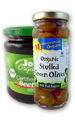 Certified Organic Olives and Peppers